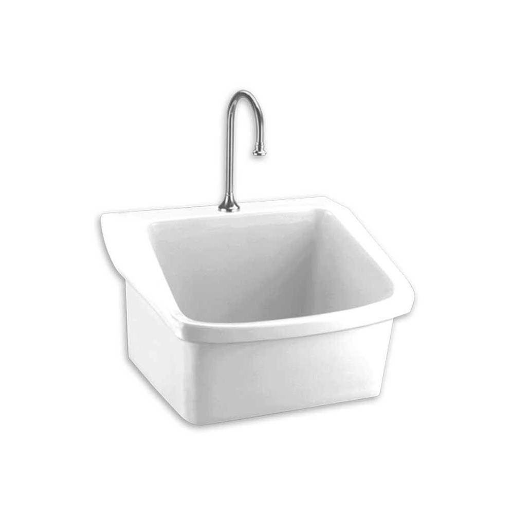 American Standard Wall Mount Laundry And Utility Sinks item 9047093.020