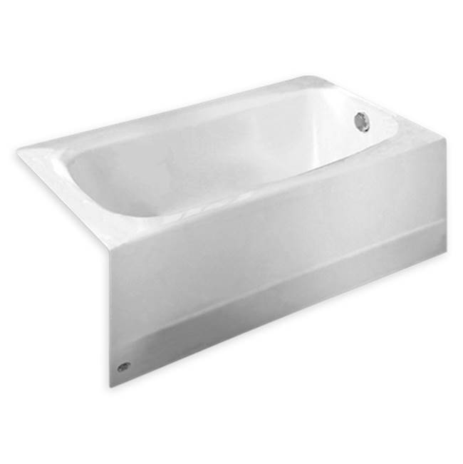 American Standard Three Wall Alcove Soaking Tubs item 2461002.011