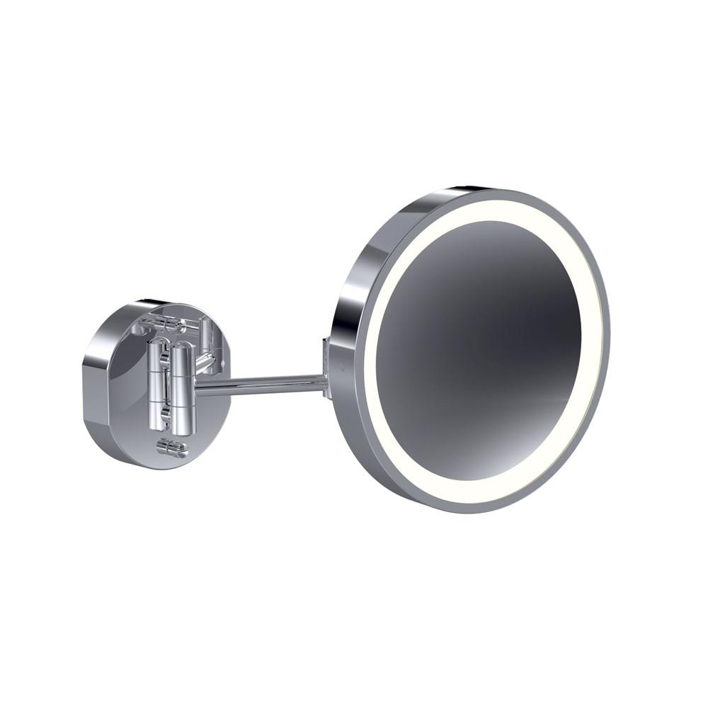 Baci Remcraft Magnifying Mirrors Bathroom Accessories item BJR-30-SN