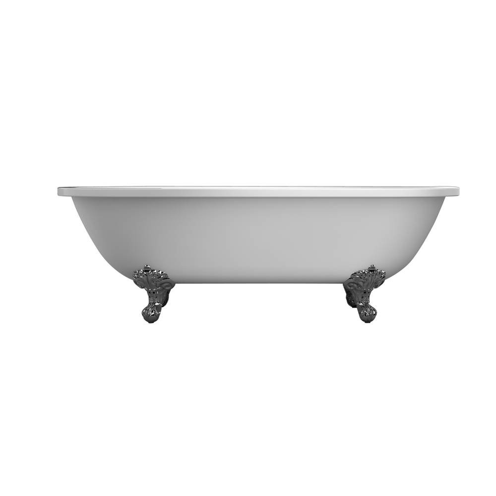 Barclay Clawfoot Soaking Tubs item ATDR7H70I-WHORB