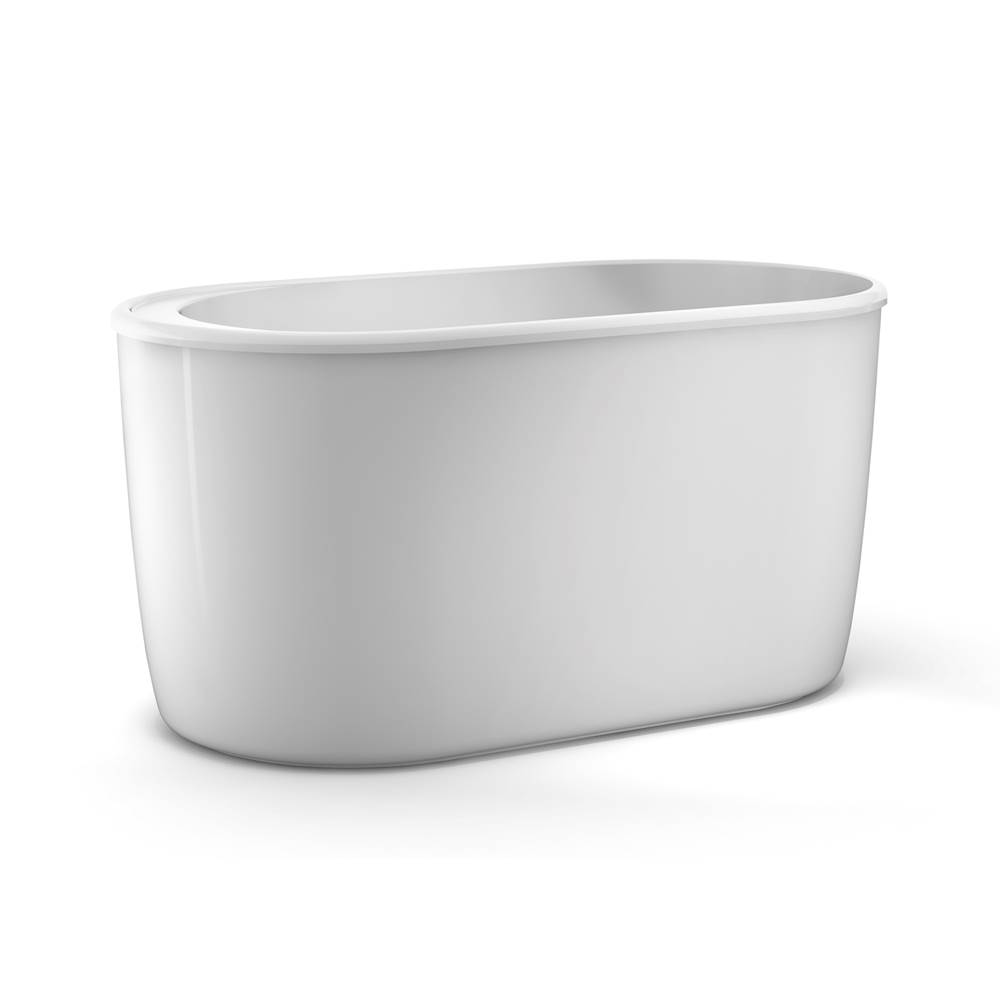 Barclay Free Standing Soaking Tubs item ATOVN56F-WH