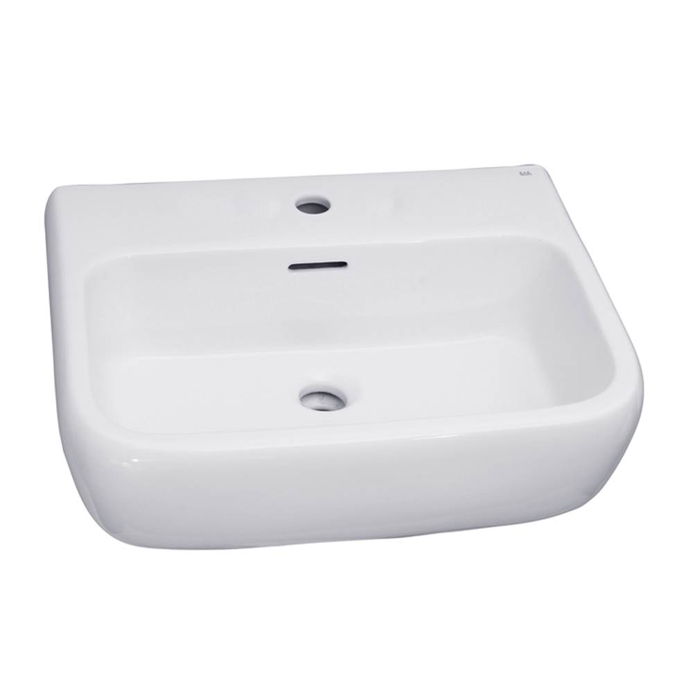 Barclay Wall Mount Bathroom Sinks item 4-941WH