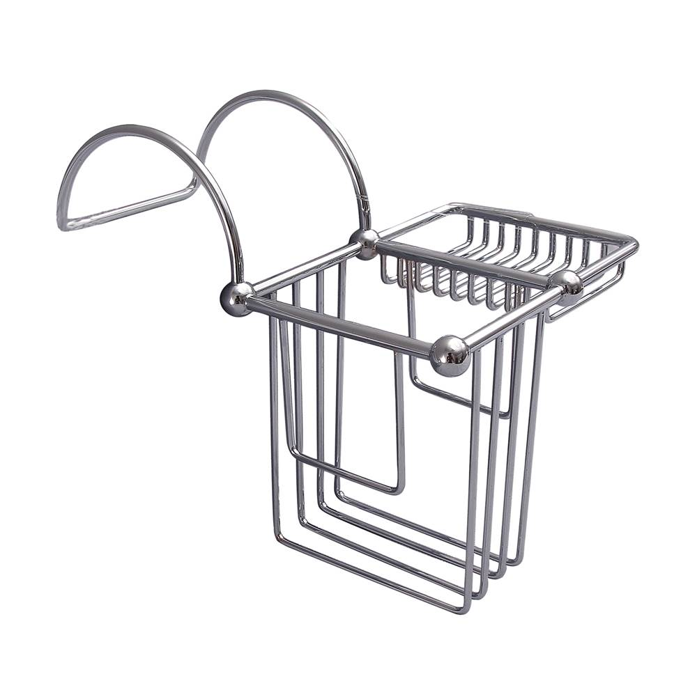 Barclay Tub Caddies Bathroom Accessories item BC2004-CP