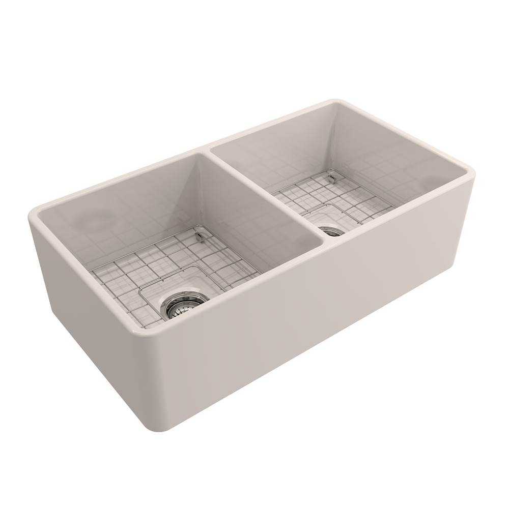 Barclay Farmhouse Kitchen Sinks item FSDB1530-BQ