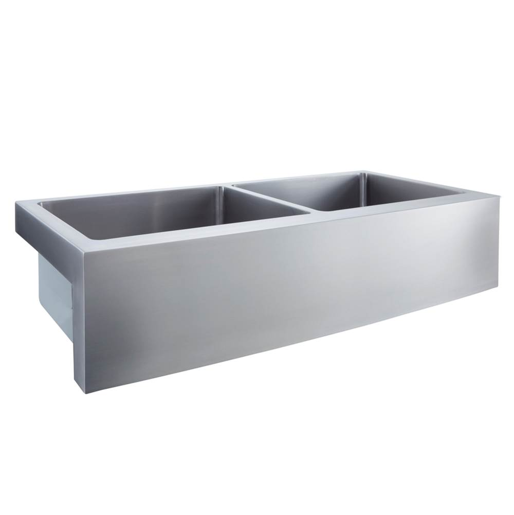 Barclay Farmhouse Kitchen Sinks item FSSDB2610-SS
