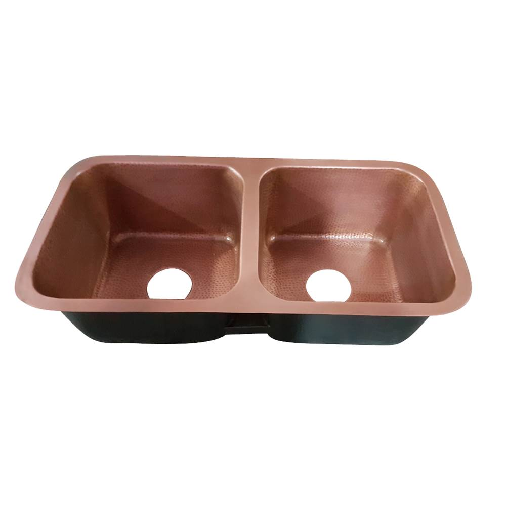 Barclay Undermount Kitchen Sinks item KSCDB3500-AC