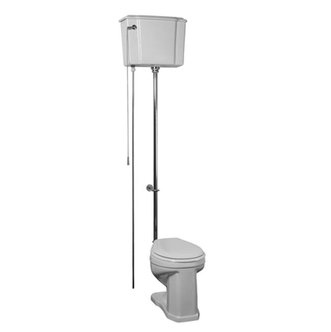 Barclay Floor Mount Two Piece item 2-413WC
