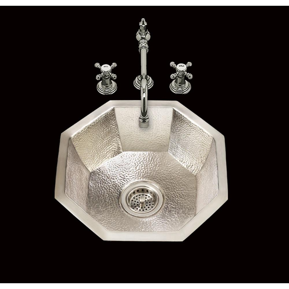 Bates And Bates Undermount Bathroom Sinks item B1414H.35.SB
