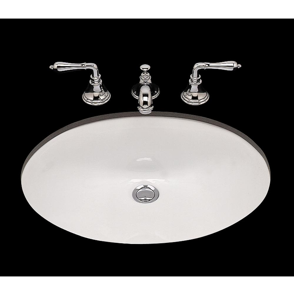 Bates And Bates Undermount Bathroom Sinks item P1417.U2.BK