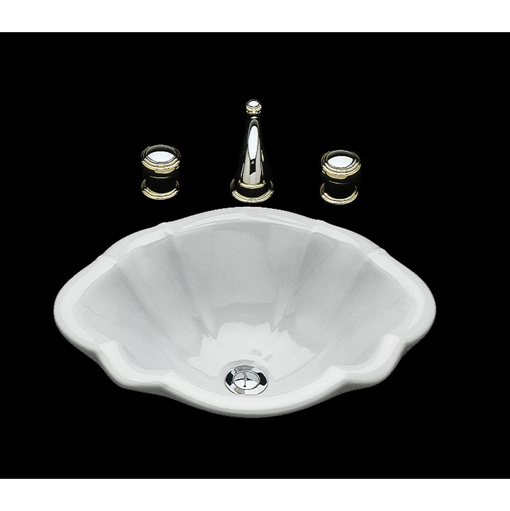 Bates And Bates Drop In Bathroom Sinks item P1418.D.LN