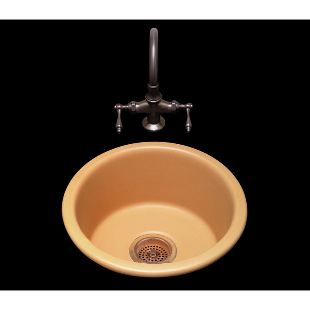 Bates And Bates Undermount Bar Sinks item P1515.U.LN