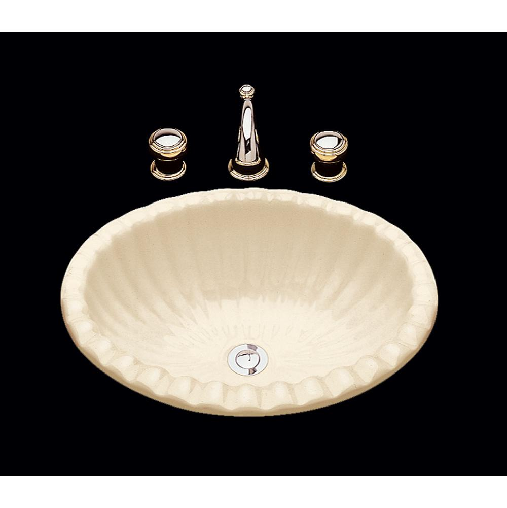 Bates And Bates Drop In Bathroom Sinks item P1519.D.WH