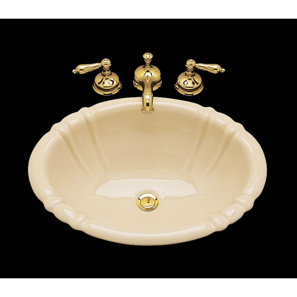 Bates And Bates Drop In Bathroom Sinks item P1721.D.WB