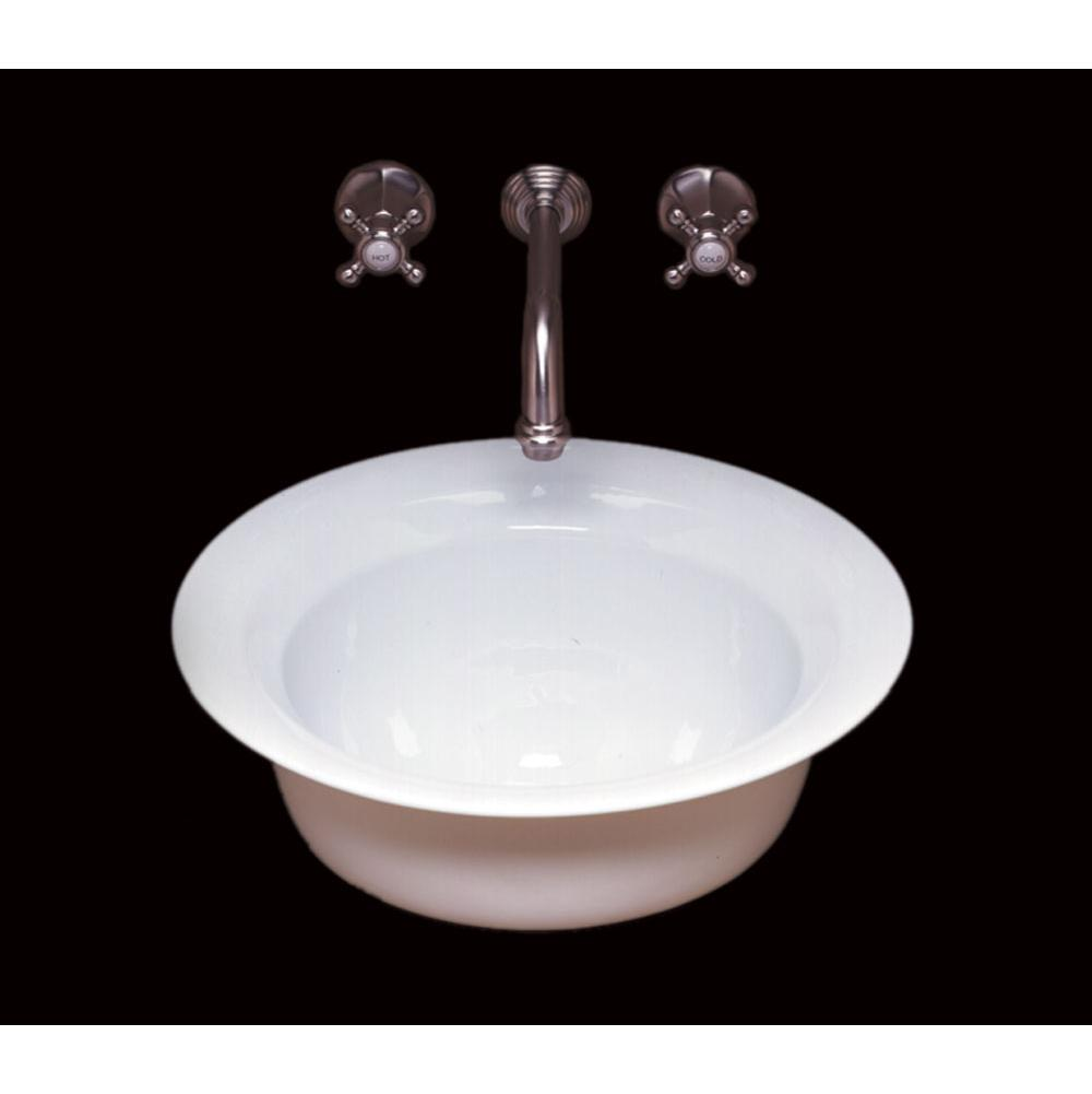 Bates And Bates Vessel Bathroom Sinks item P1818.RV.RP