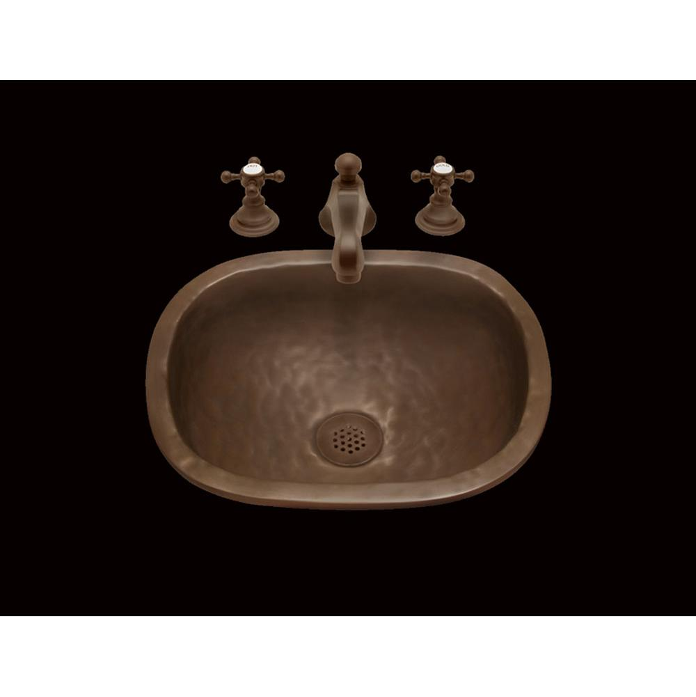 Bates And Bates Drop In Bar Sinks item Z1014T.D.ZP