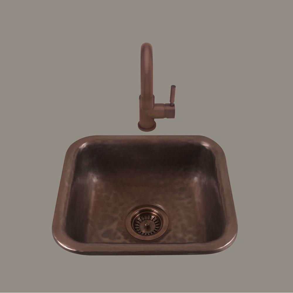 Bates And Bates Undermount Bar Sinks item Z1214T.U.MZP