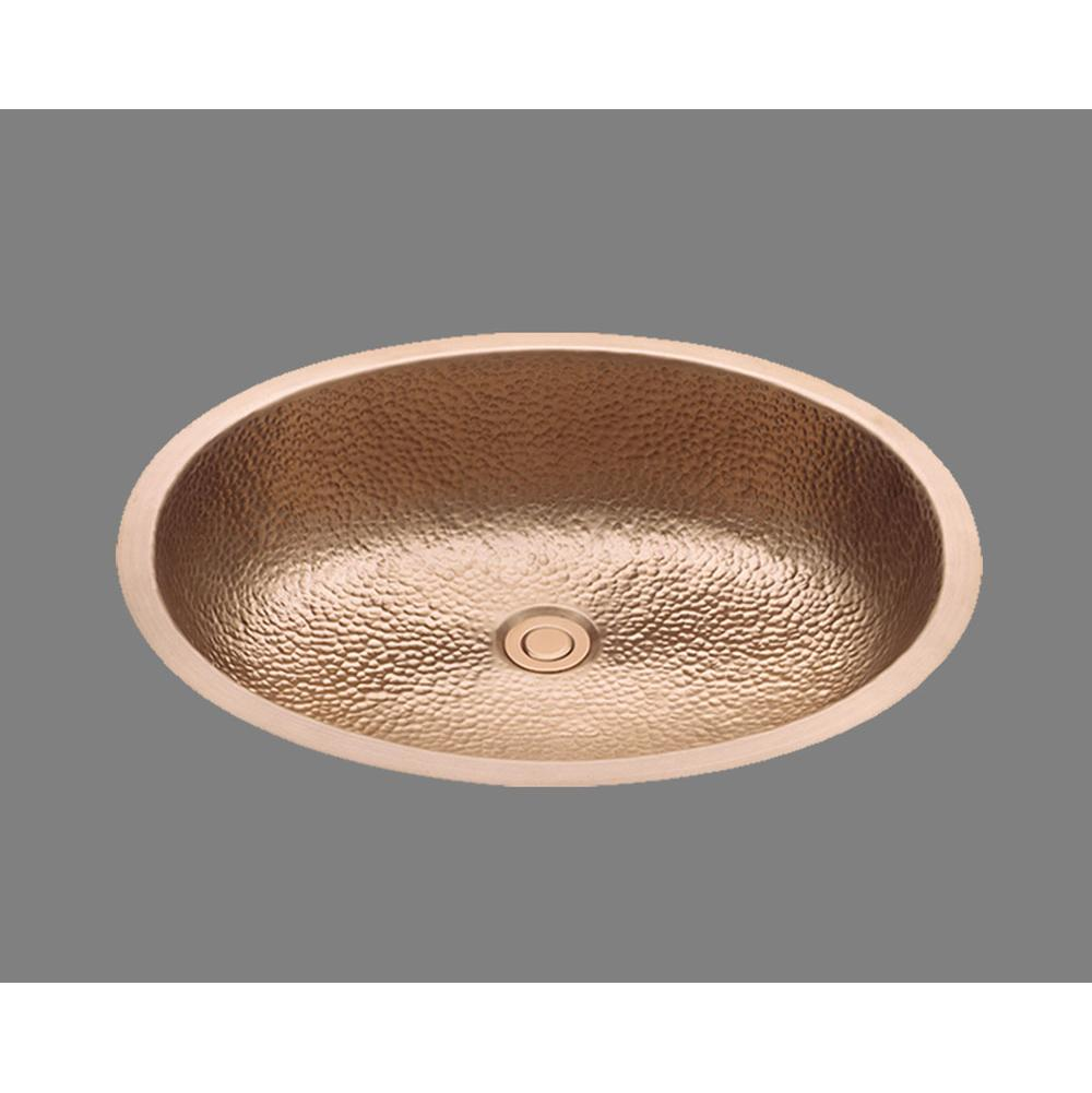 Bates And Bates Undermount Bathroom Sinks item B1417G.NS