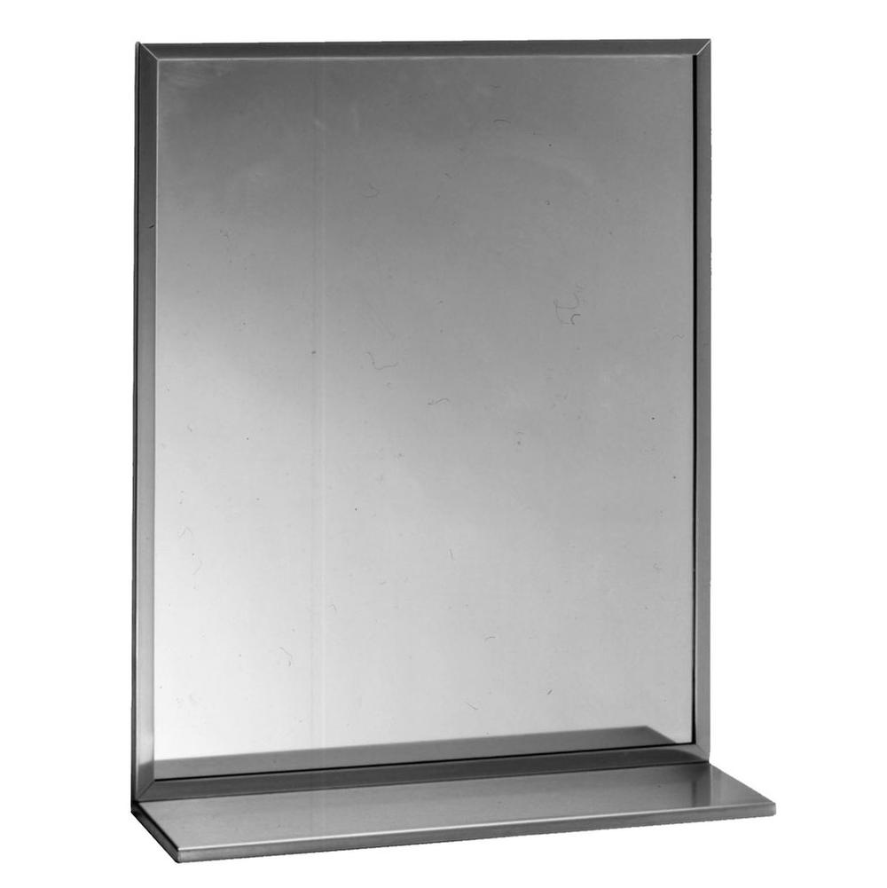 Bobrick Rectangle Mirrors item 166 1836