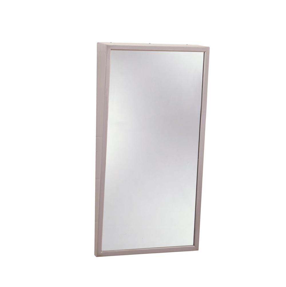 Bobrick Rectangle Mirrors item 293 1836