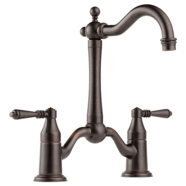 Brizo Bridge Kitchen Faucets item 62636LF-RB