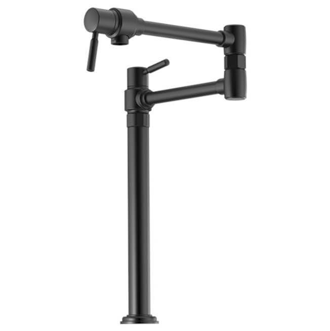 Brizo Deck Mount Pot Filler Faucets item 62720LF-BL