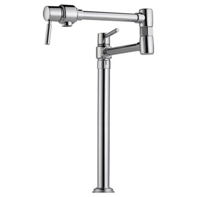 Brizo Deck Mount Pot Filler Faucets item 62720LF-PC