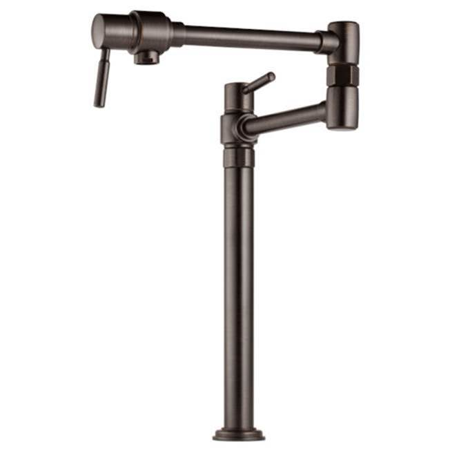 Brizo Deck Mount Pot Filler Faucets item 62720LF-RB