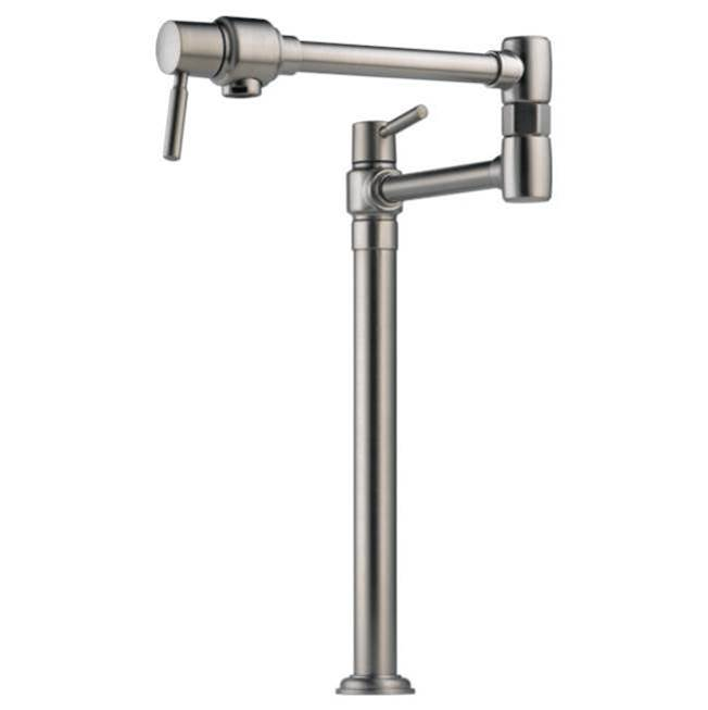 Brizo Deck Mount Pot Filler Faucets item 62720LF-SS