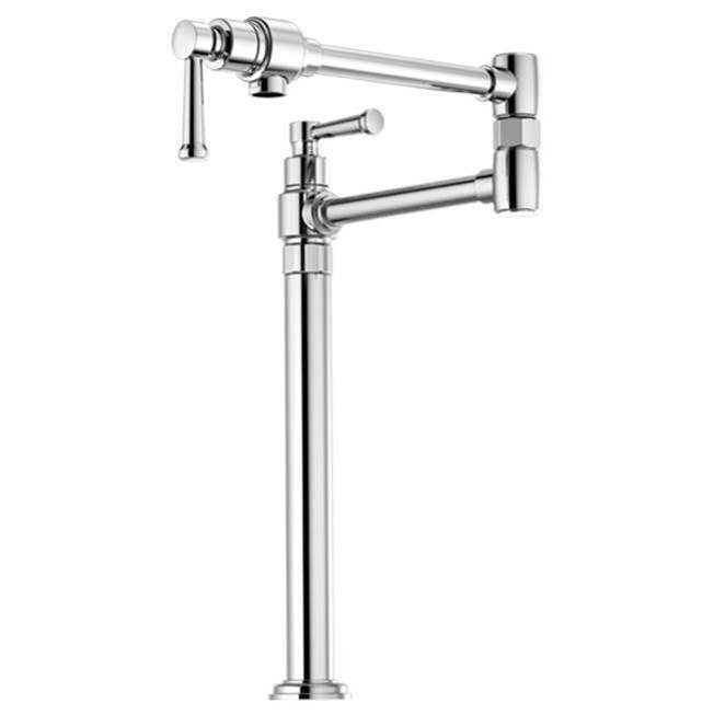 Brizo Deck Mount Pot Filler Faucets item 62725LF-PC