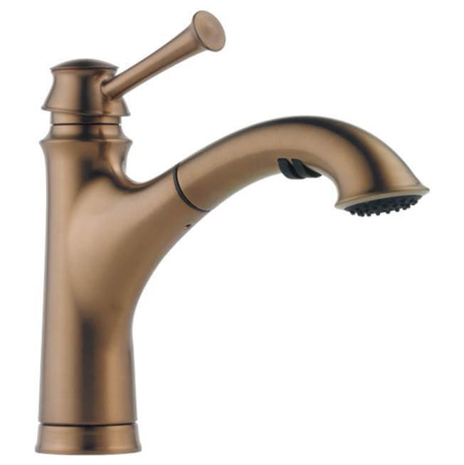 Brizo Single Hole Kitchen Faucets item 63005LF-BZ