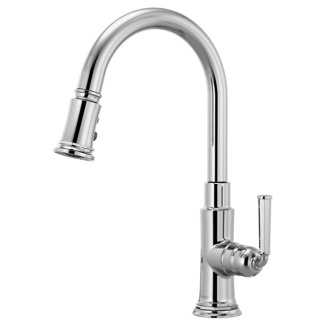 Brizo Pull Down Faucet Kitchen Faucets item 63074LF-PC