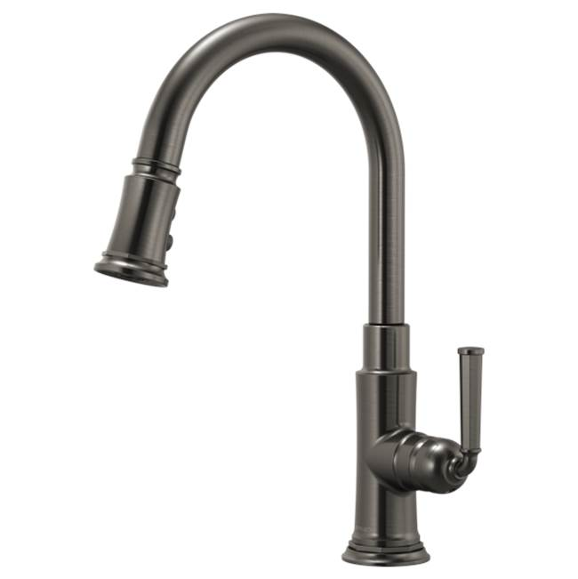 Brizo Pull Down Faucet Kitchen Faucets item 63074LF-SL
