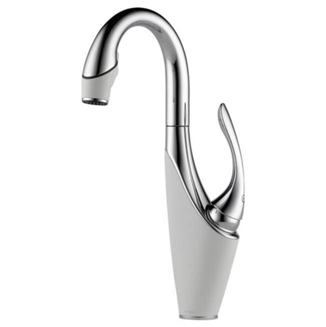 Brizo  Bar Sink Faucets item 63955LF-PCMW