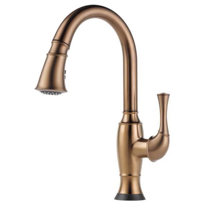 Brizo Single Hole Kitchen Faucets item 64003LF-BZ