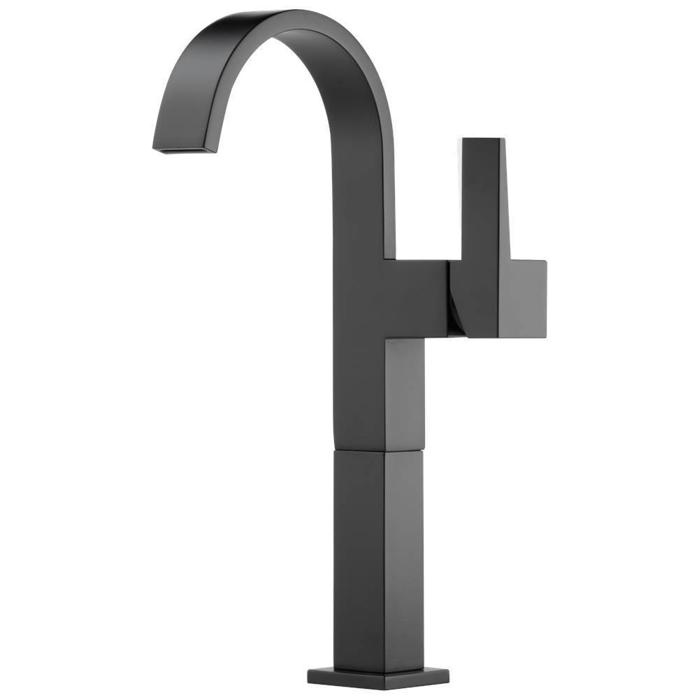 Brizo Single Hole Bathroom Sink Faucets item 65480LF-BL-ECO