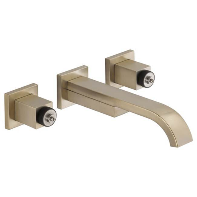 Brizo Wall Mounted Bathroom Sink Faucets item 65880LF-BNLHP-ECO
