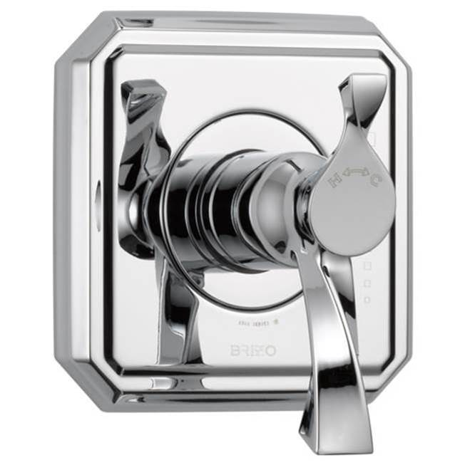 Brizo Thermostatic Valve Trim Shower Faucet Trims item T60030-PC
