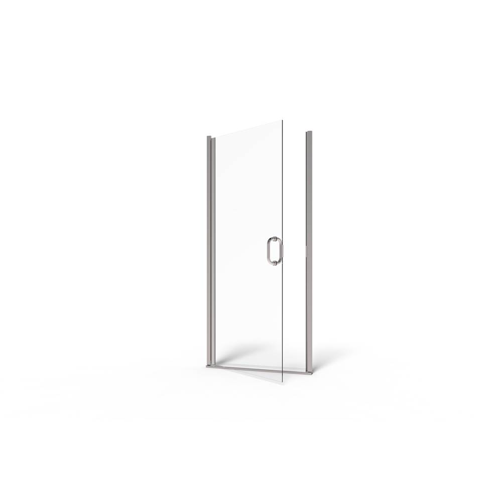 Basco Hinged Shower Doors item 1400A-28-65CLOR