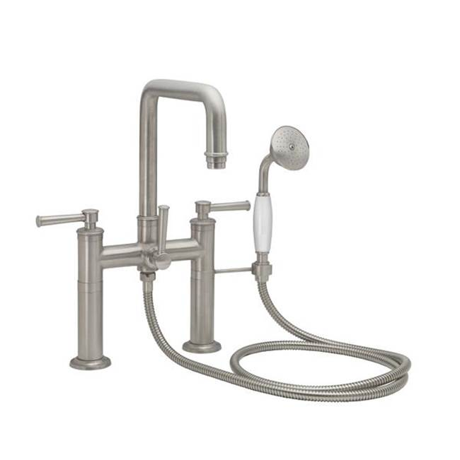 California Faucets Deck Mount Tub Fillers item 1408-35.20-SS