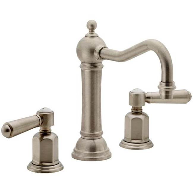 California Faucets Widespread Bathroom Sink Faucets item 3302-AB