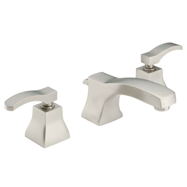 California Faucets Widespread Bathroom Sink Faucets item 4402-WHT
