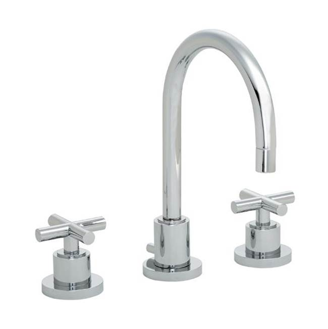 California Faucets Widespread Bathroom Sink Faucets item 6502Z-SS