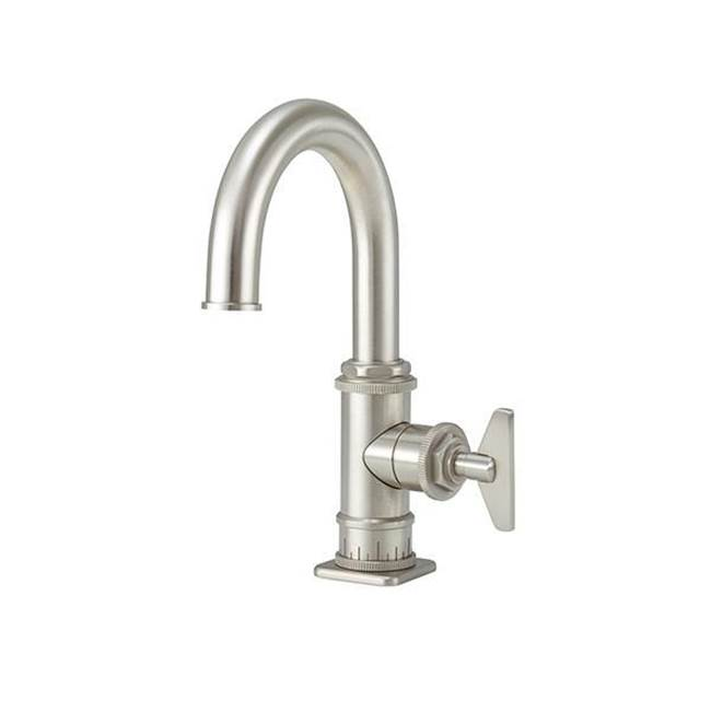 California Faucets Single Hole Bathroom Sink Faucets item 8609B-1ZBF-ACF