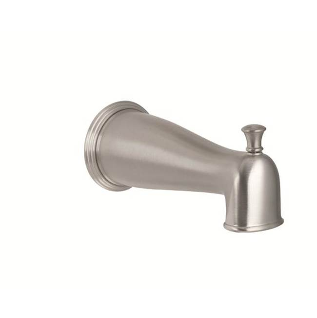 California Faucets Wall Mounted Tub Spouts item 9205-40-MOB
