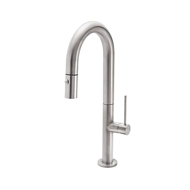 California Faucets Single Hole Kitchen Faucets item K50-101-BSST-LSG