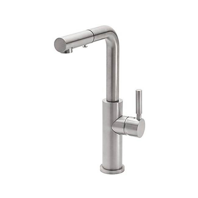 California Faucets Single Hole Kitchen Faucets item K51-110-ST-ACO