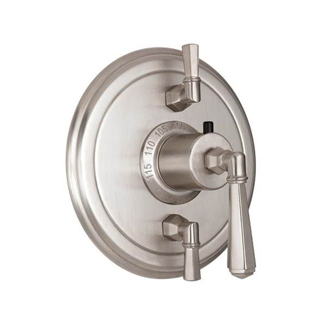 California Faucets  Volume Controls item TO-TH2L-46-EB