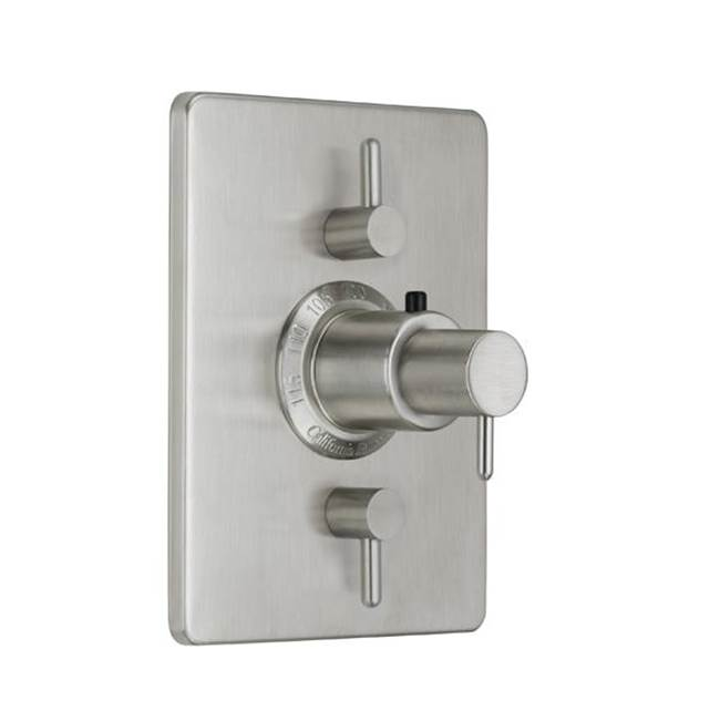 California Faucets  Volume Controls item TO-THC2L-62-SN