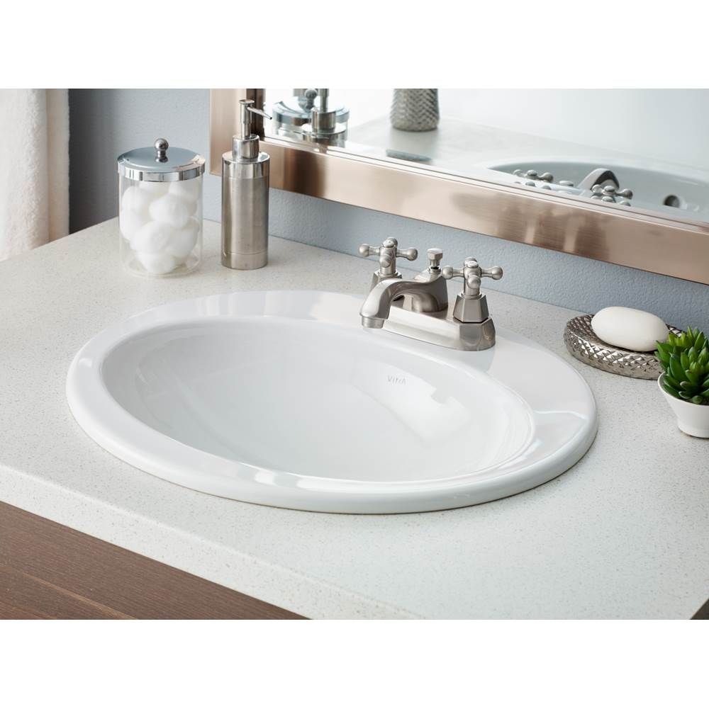 Cheviot Products  Bathroom Sink And Faucet Combos item 1168-WH-1