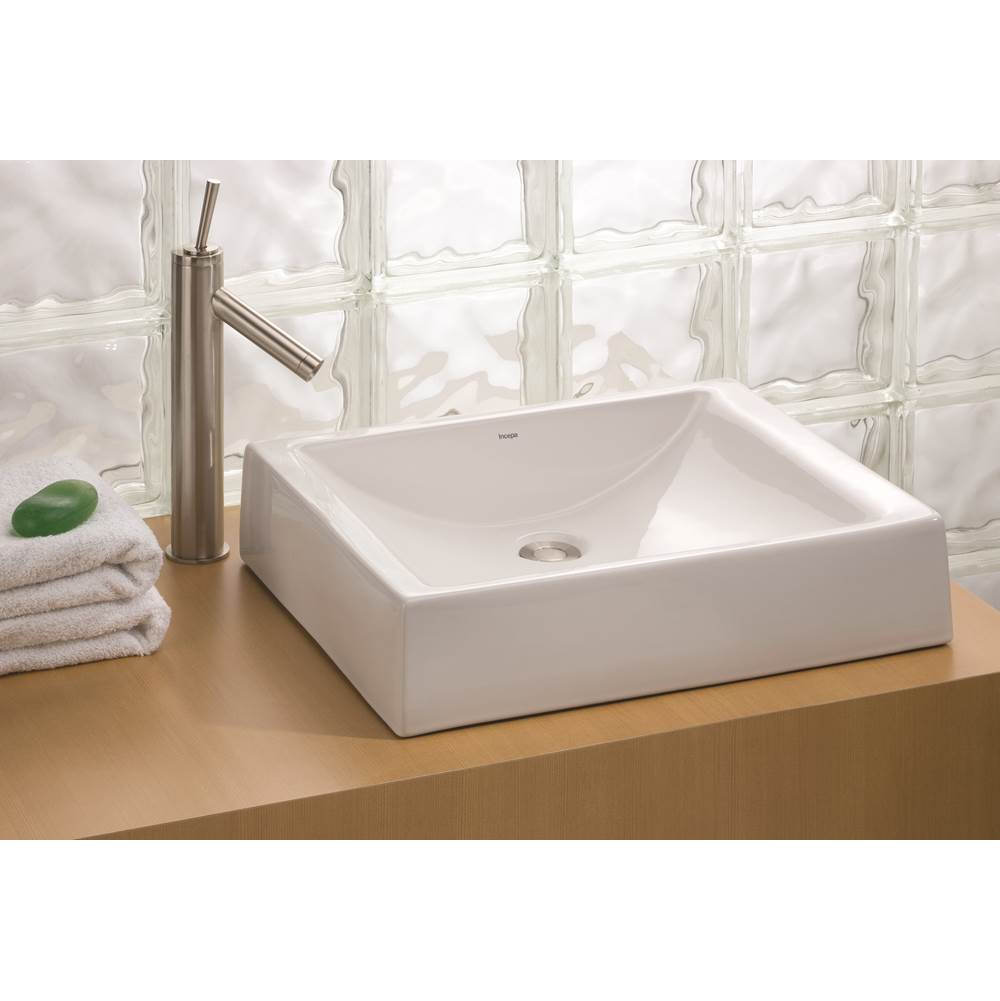 Cheviot Products Vessel Bathroom Sinks item 1600-WH